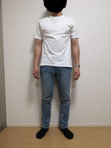 【メンズファッション】この夏おすすめの白Tはこれだ!!定番を比較してみた。